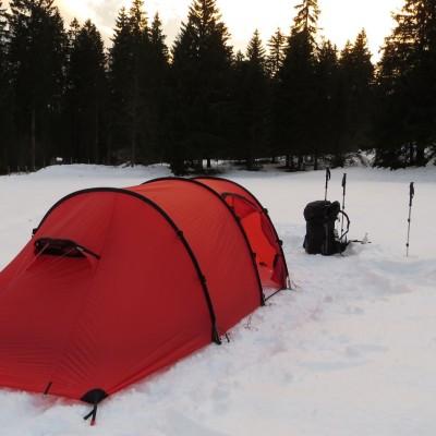 6-Winterwanderung durch die Französische Jura auf Schneeschuhen (5)