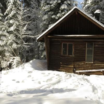 8-Winterwanderung durch die Französische Jura auf Schneeschuhen (13)
