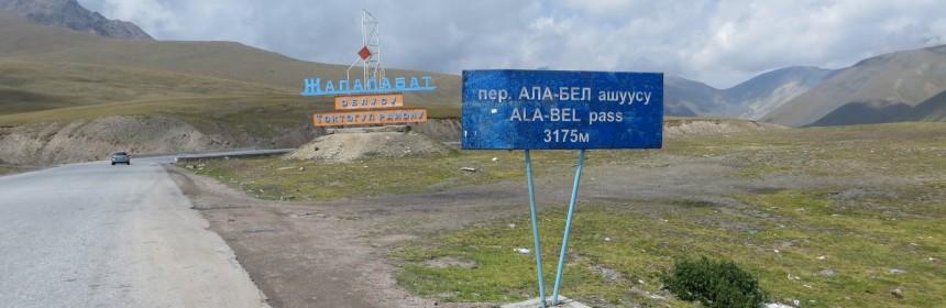 Radtour Kirgistan