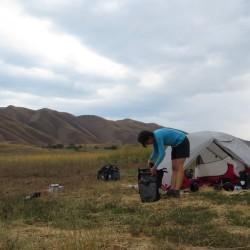 Kirgistan und Usbekistan 2014