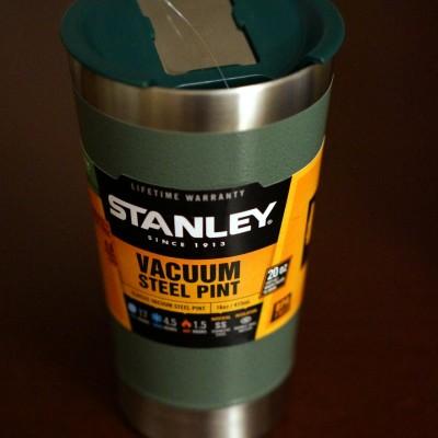 Stanley Vacuum Steel Pint