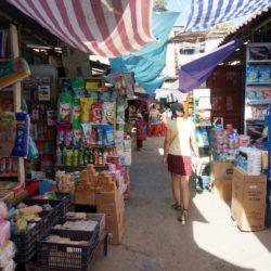 Der Markt in Osh
