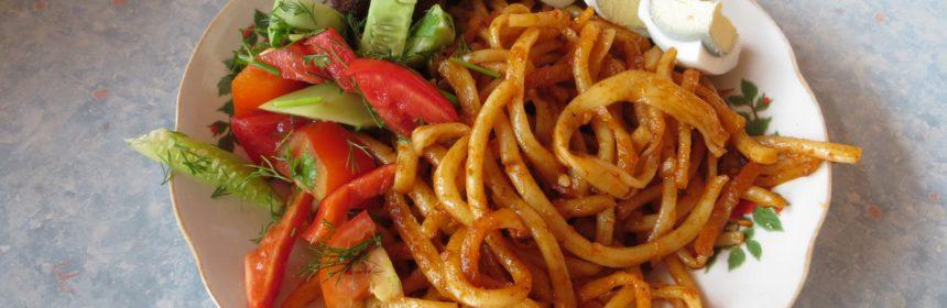 Essen in Usbekistan