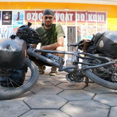 Radreise durch Usbekistan