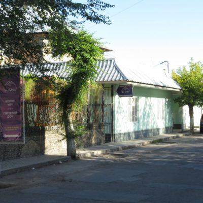 Biy Ordo Guesthouse in Osch - eine gute Adresse für Radreisende