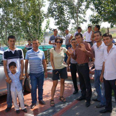 Hochzeit in Usbekistan