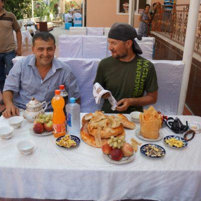 Beschneidungsfest in Usbekistan