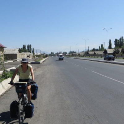 Marshrutka in Usbekistan
