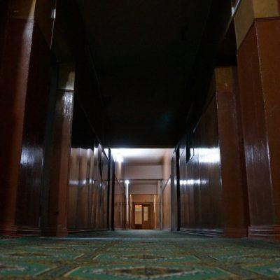 Korridor des Schreckens